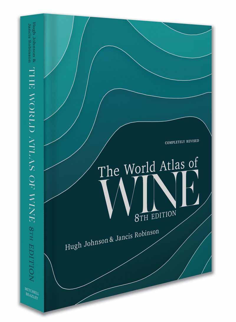 WORLD ATLAS OF WINE new edition