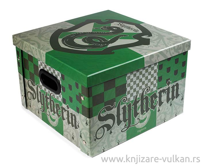 Kutija za odlaganje HARRY POTTER Slytherin