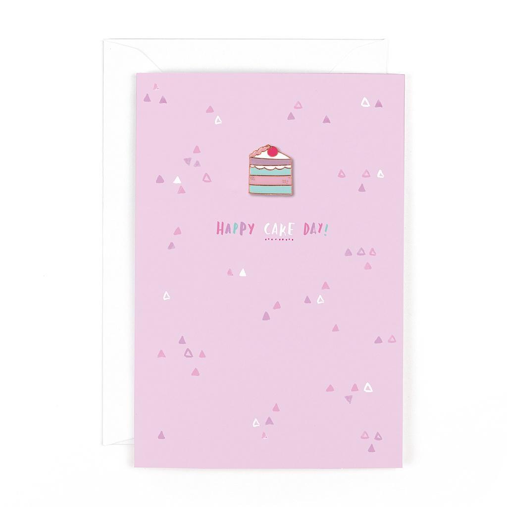 Čestitka OPEN CAKE