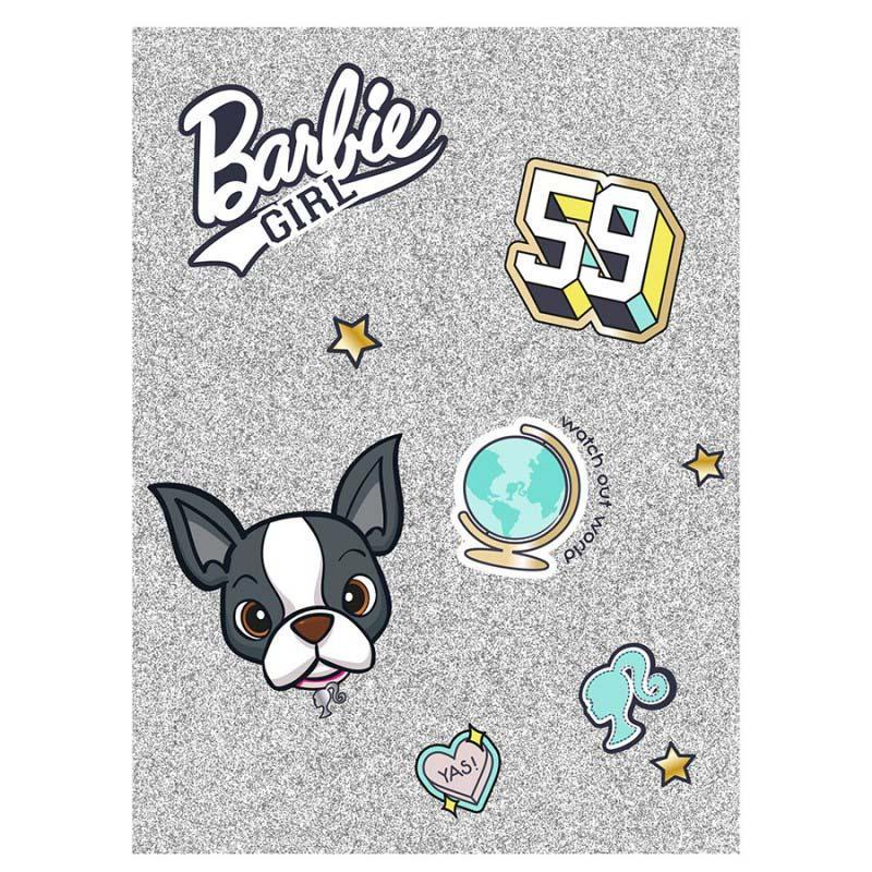 Dnevnik A6 - Barbie pets