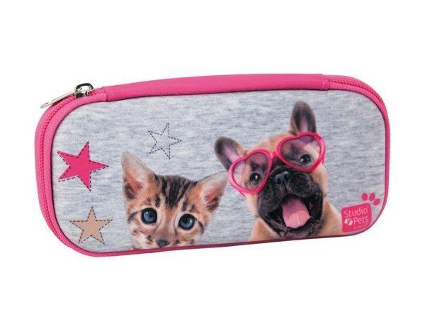 Pernica školska STUDIO PETS Kitten Doggy