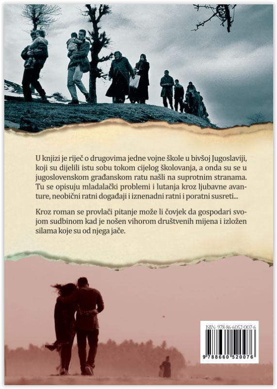 NADANJA I STRADANJA Balkanski rat 1990-1995