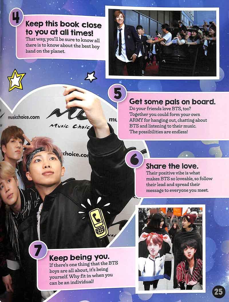 BTS K-POP POWER