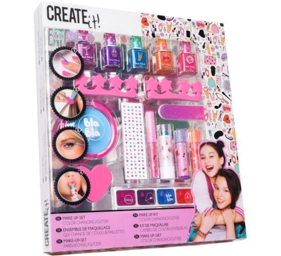 CREATE IT MAKE make up set