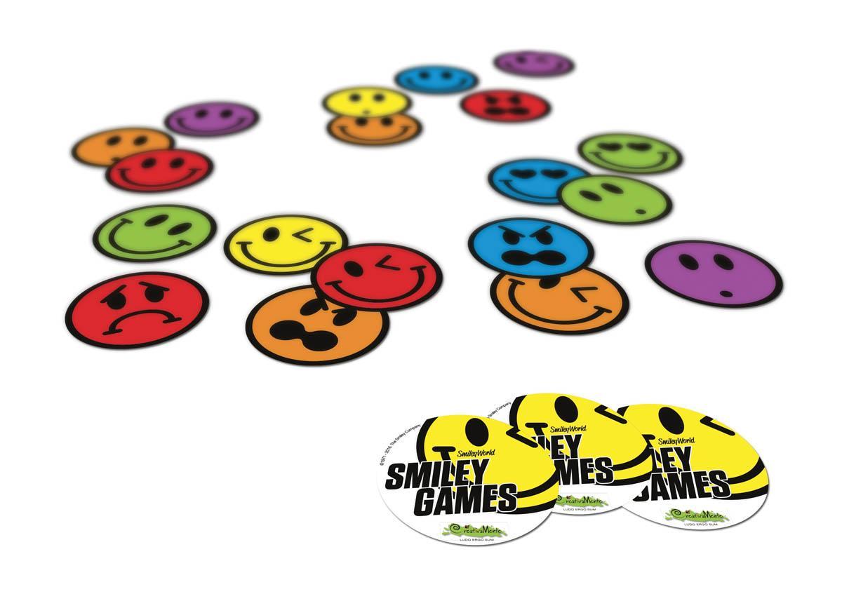 Društvena igra SMILEY GAMES