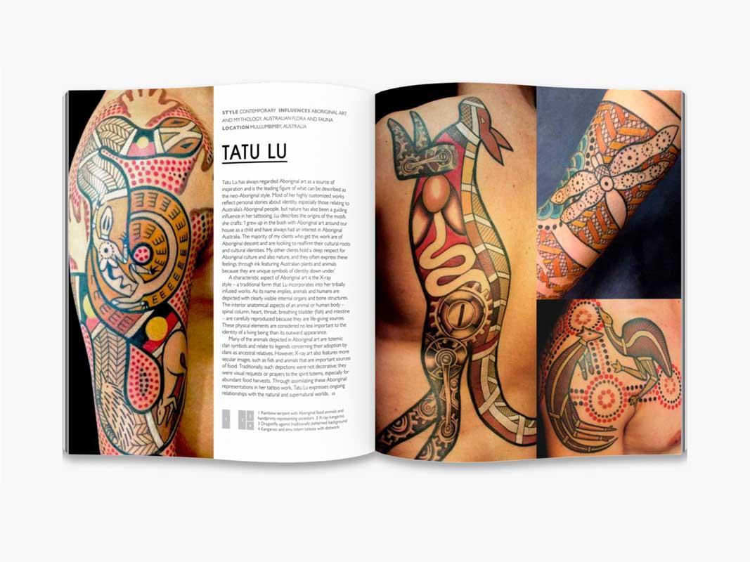 THE WORLD ATLAS OF TATOO