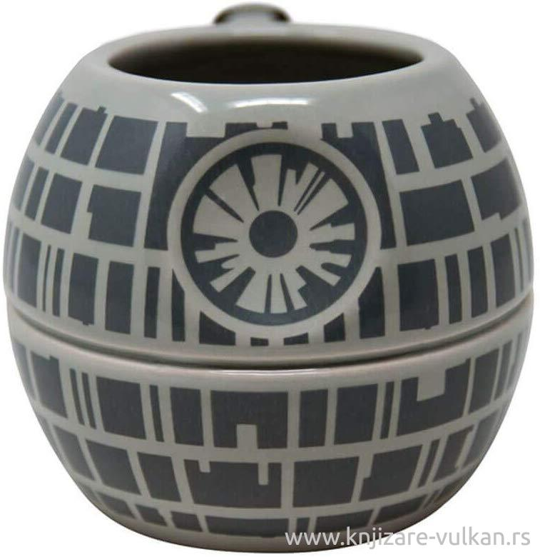 Šolja STAR WARS Death Star
