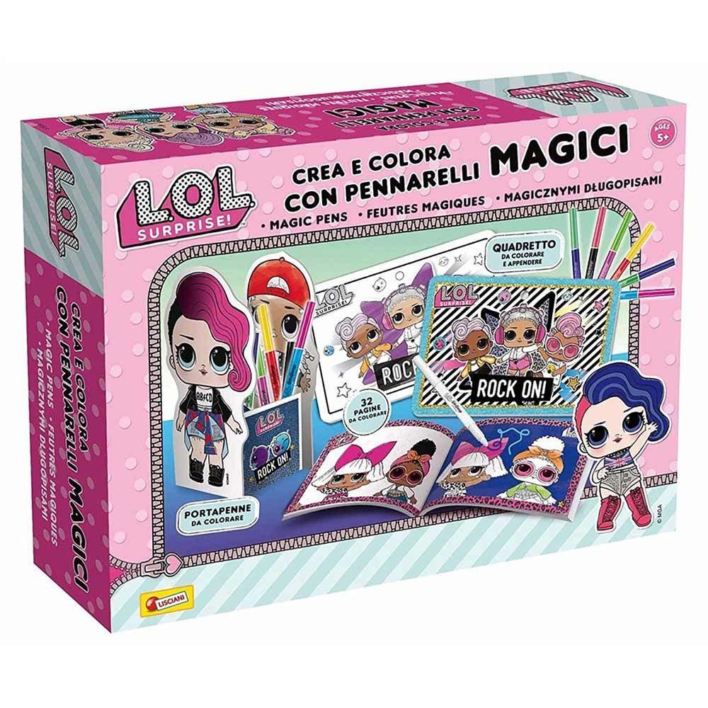 Kreativni set LOL SURPRISE Magični set