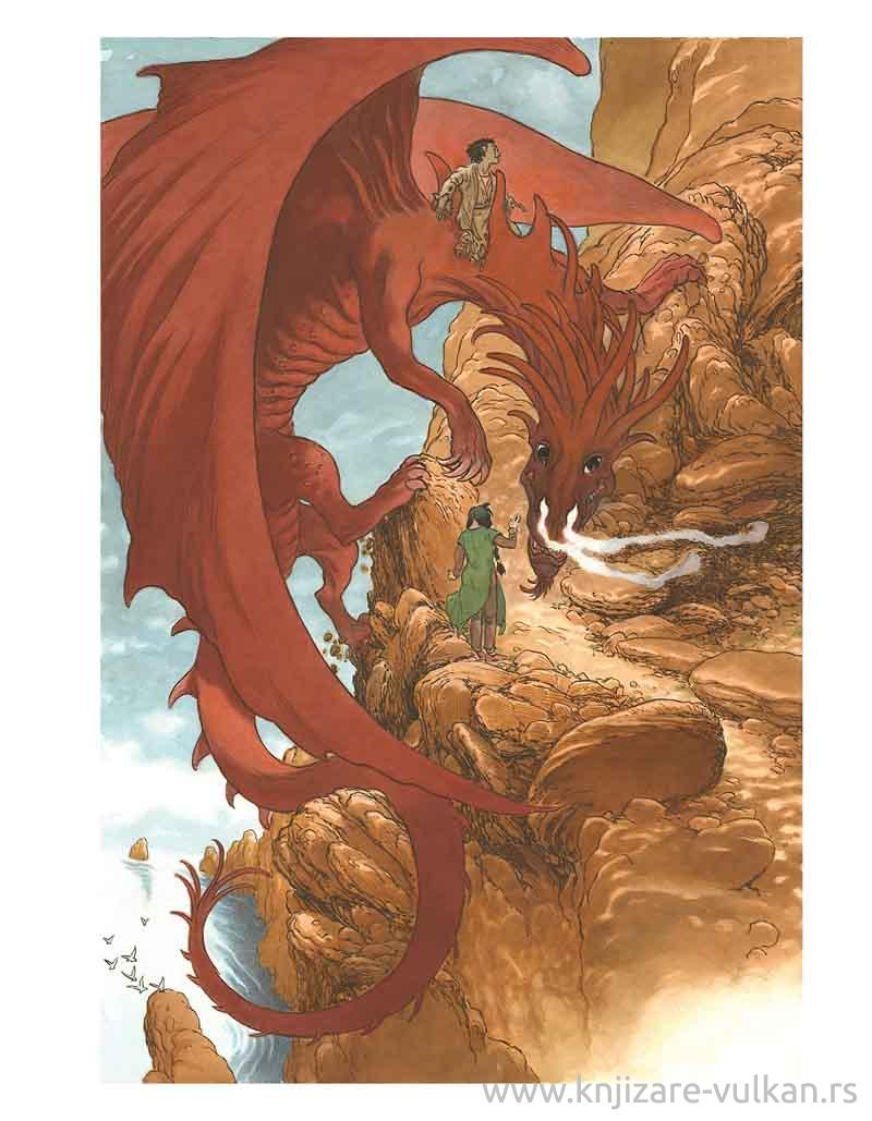 THE BOOKS OF EARTHSEA The Complete Illustrated Edition