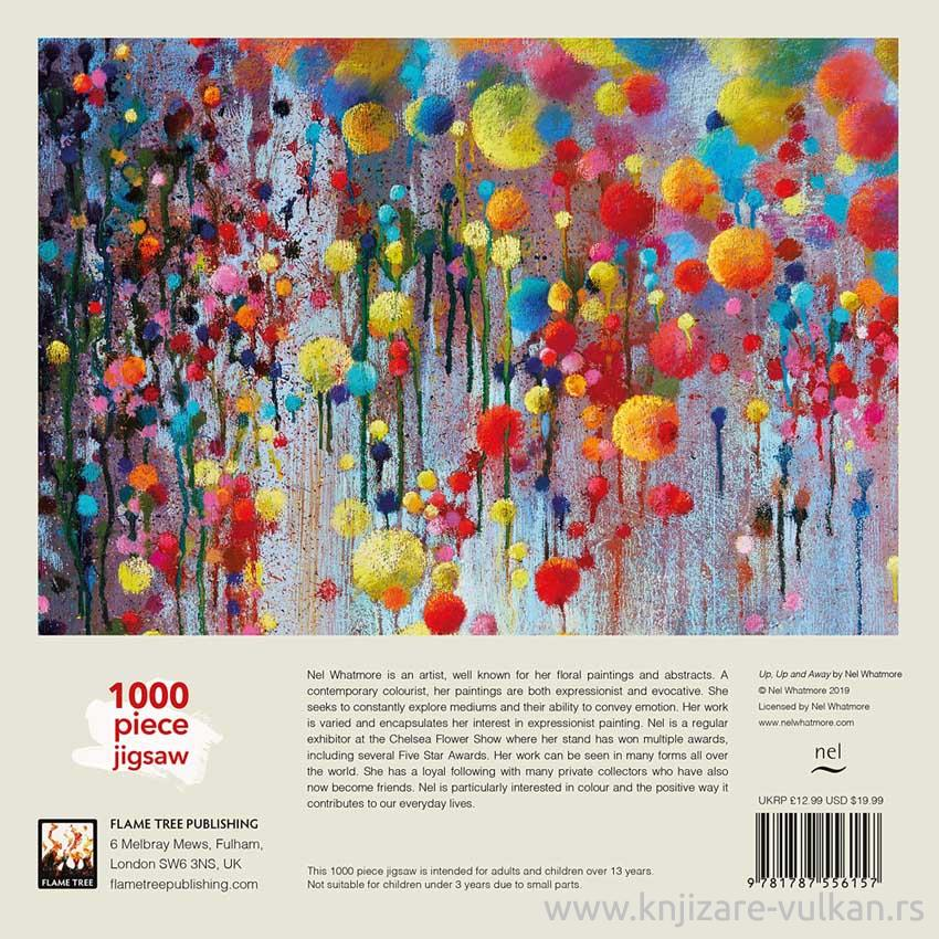 .Puzzle NEL WHATMORE Up, Up and Away (1000)