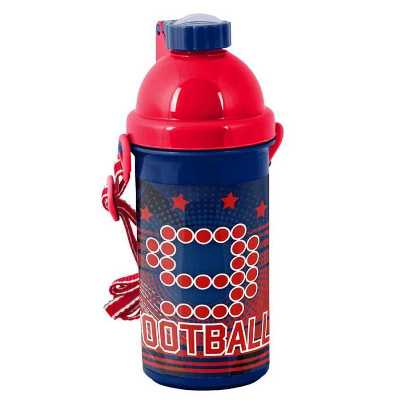 BOTTLE FOOTBALL