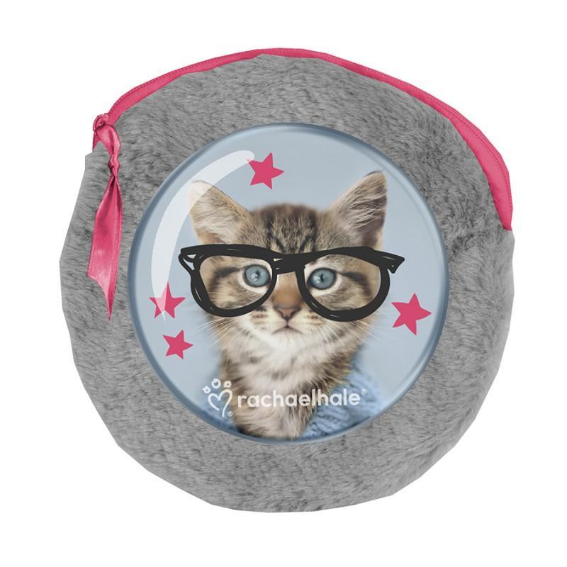 Plišana torbica sa 2 notesa CAT
