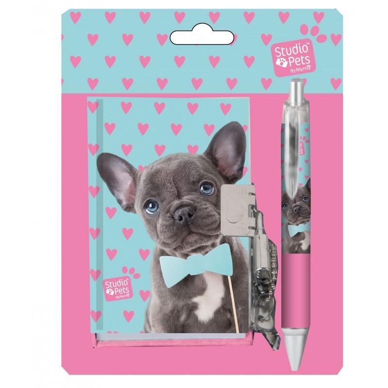 Dnevnik sa olovkom STUDIO PETS Dog