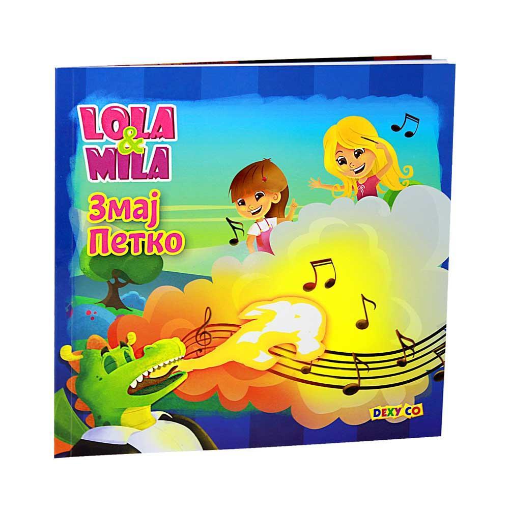 LOLA I MILA Zmaj Petko