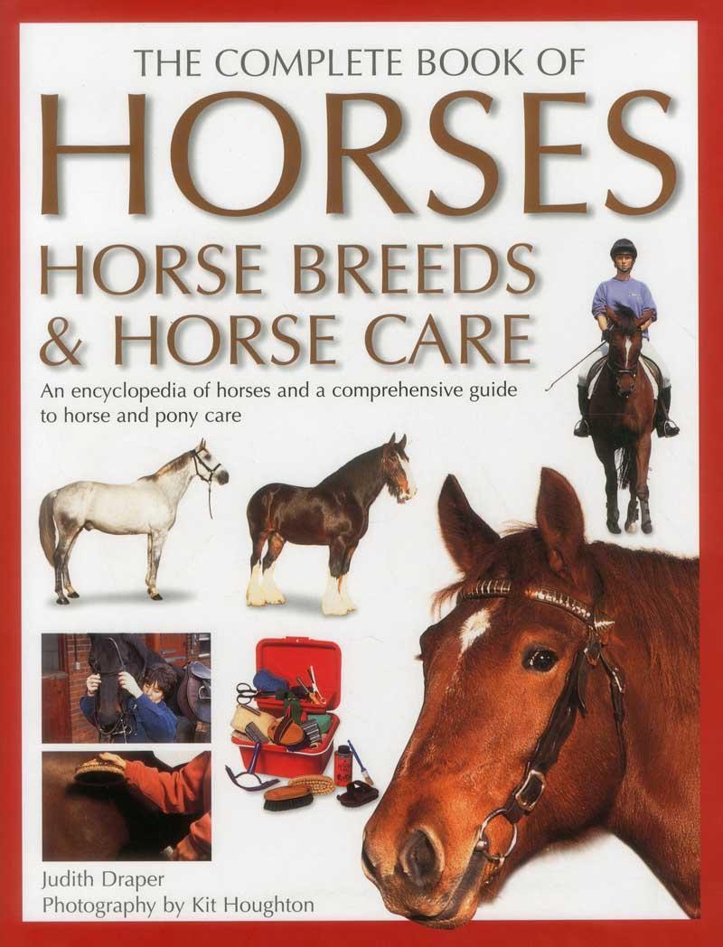 ULTIMATE ENCYCLOPEDIA OF HORSES