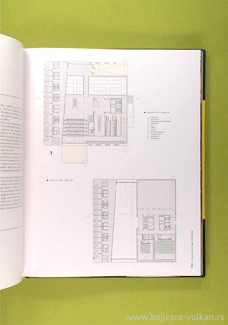 PLANS AND DETAILS FOR CONTEMPORARY ARCHITECTS