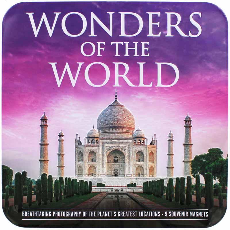 WONDERS OF THE WORLD BOX SET