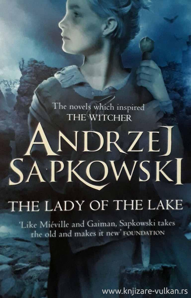 THE LADY OF THE LAKE, WITCHER 7