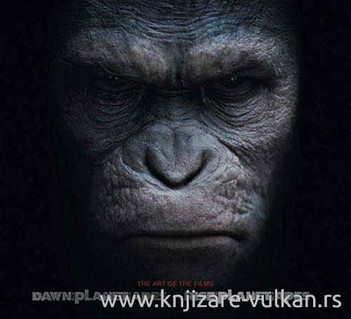 PLANET OF THE APES, RISE AND DAWN