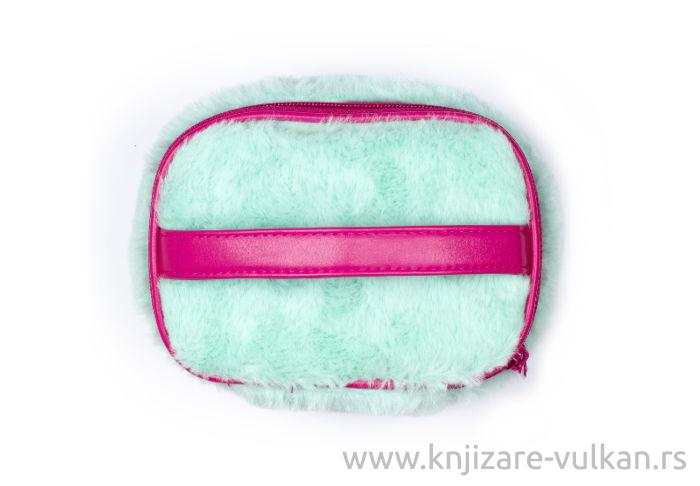 Neseser POLYESTER MINI TRAIN CASE