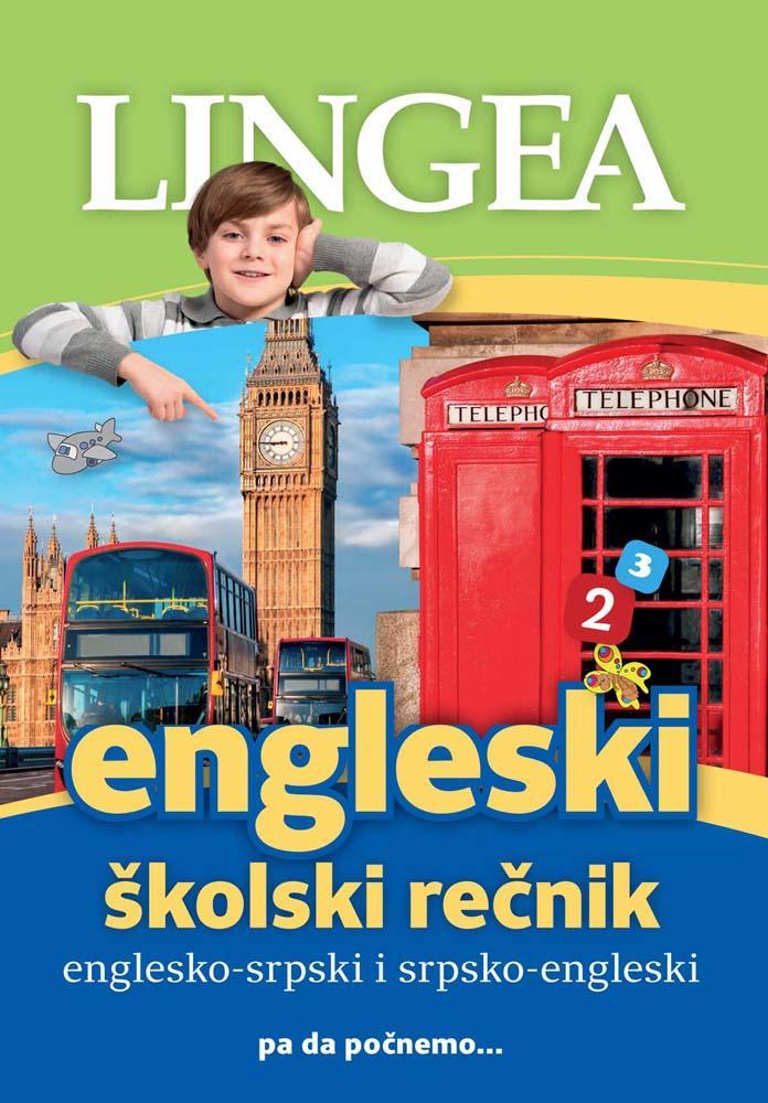 ENGLESKI ŠKOLSKI REČNIK LINGEA
