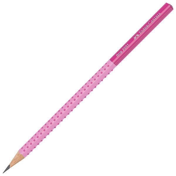 AMPHORA FABER CASTELL Grafitna olovka roze