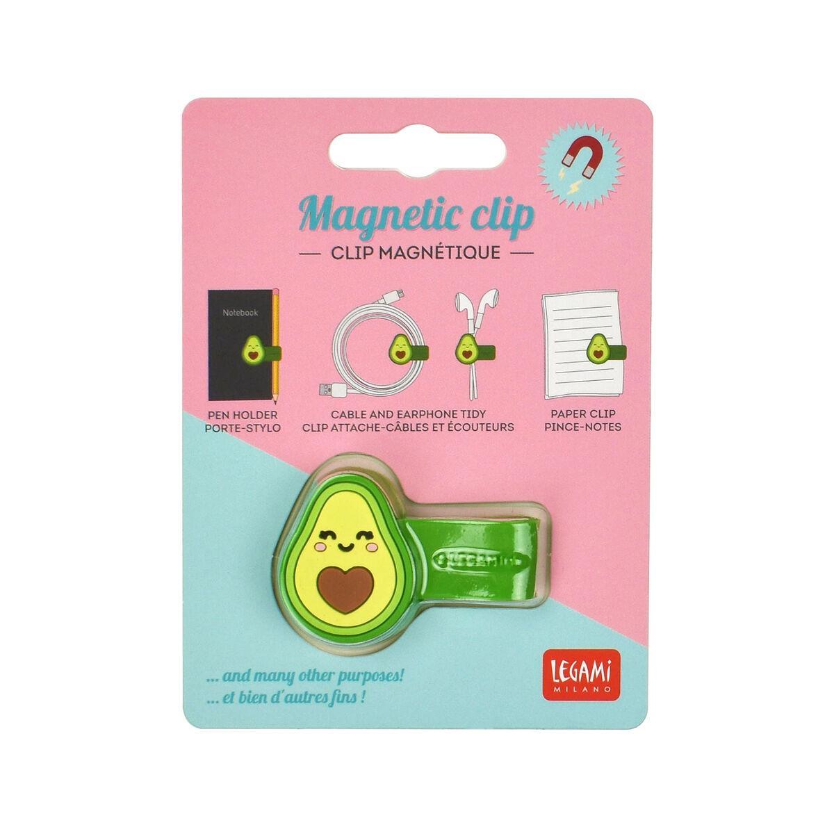 Magnetna spojnica - Avokado