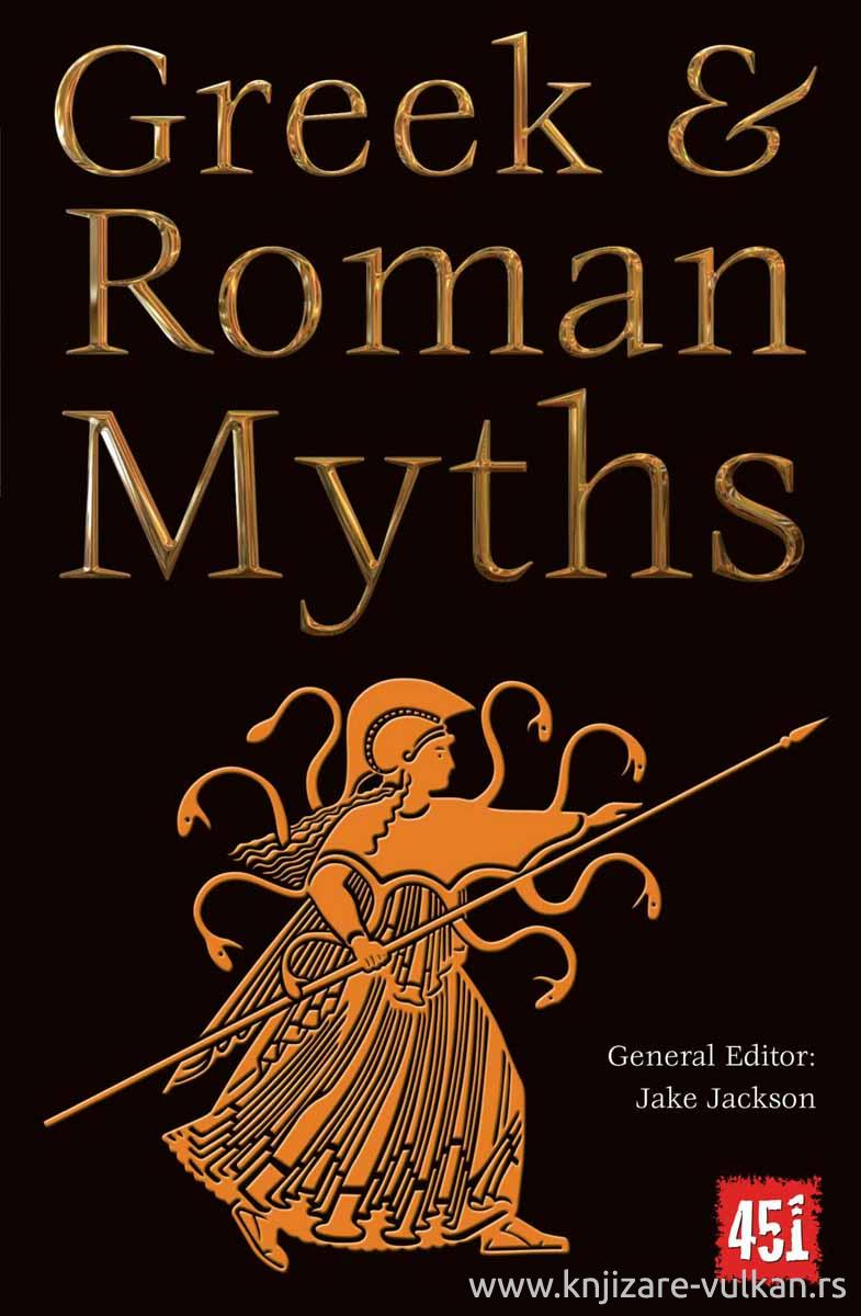 GREEK AND ROMAN MYTHS