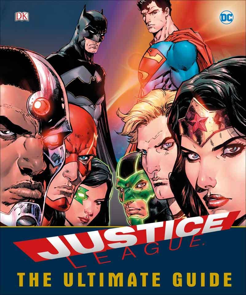 DC JUSTICIE LEAGUE