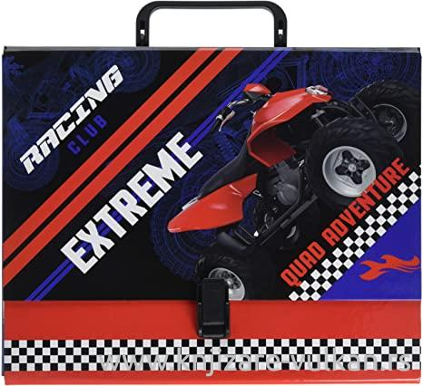 Fascikla sa ručkom Racing Extreme