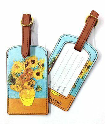 Oznaka za prtljag Van Gogh 40167 Suncokreti