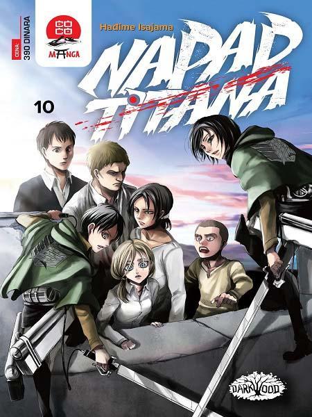 NAPAD TITANA 10