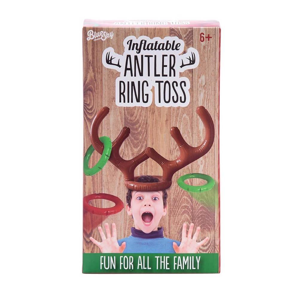 Društvena Igra INFLATABLE ANTLER RING TOSS