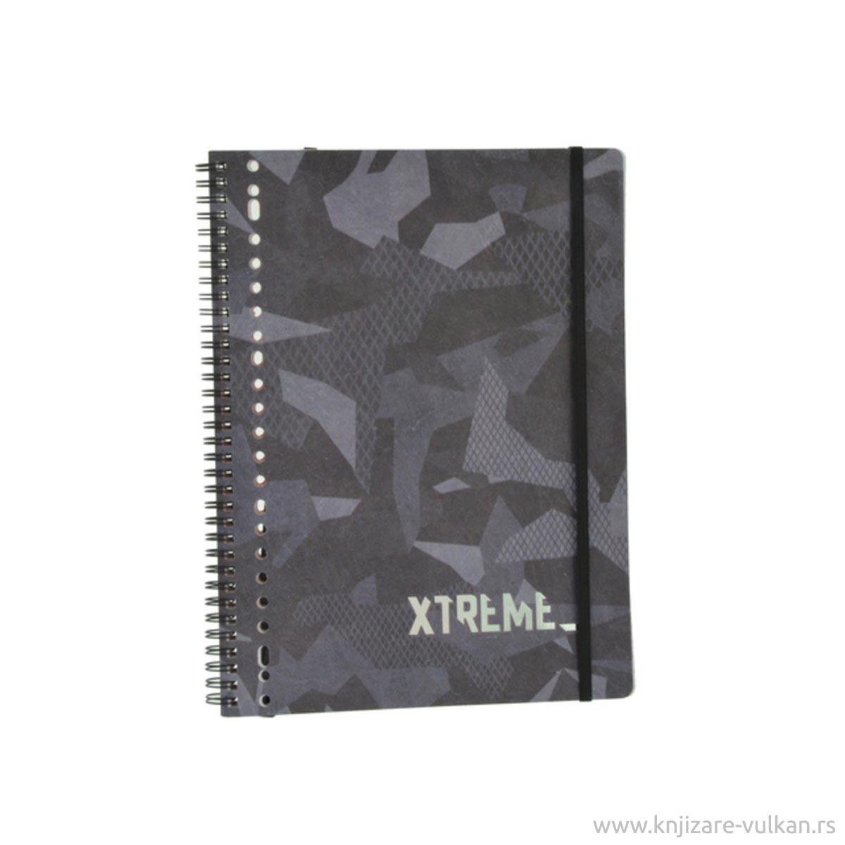 Notes BLACK CAMOUFLAGE