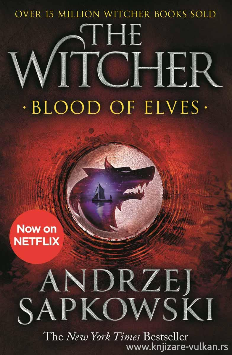BLOOD OF ELVES, WITCHER 3