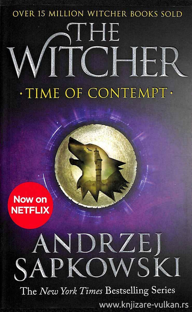 TIME OF CONTEMPT, WITCHER 4