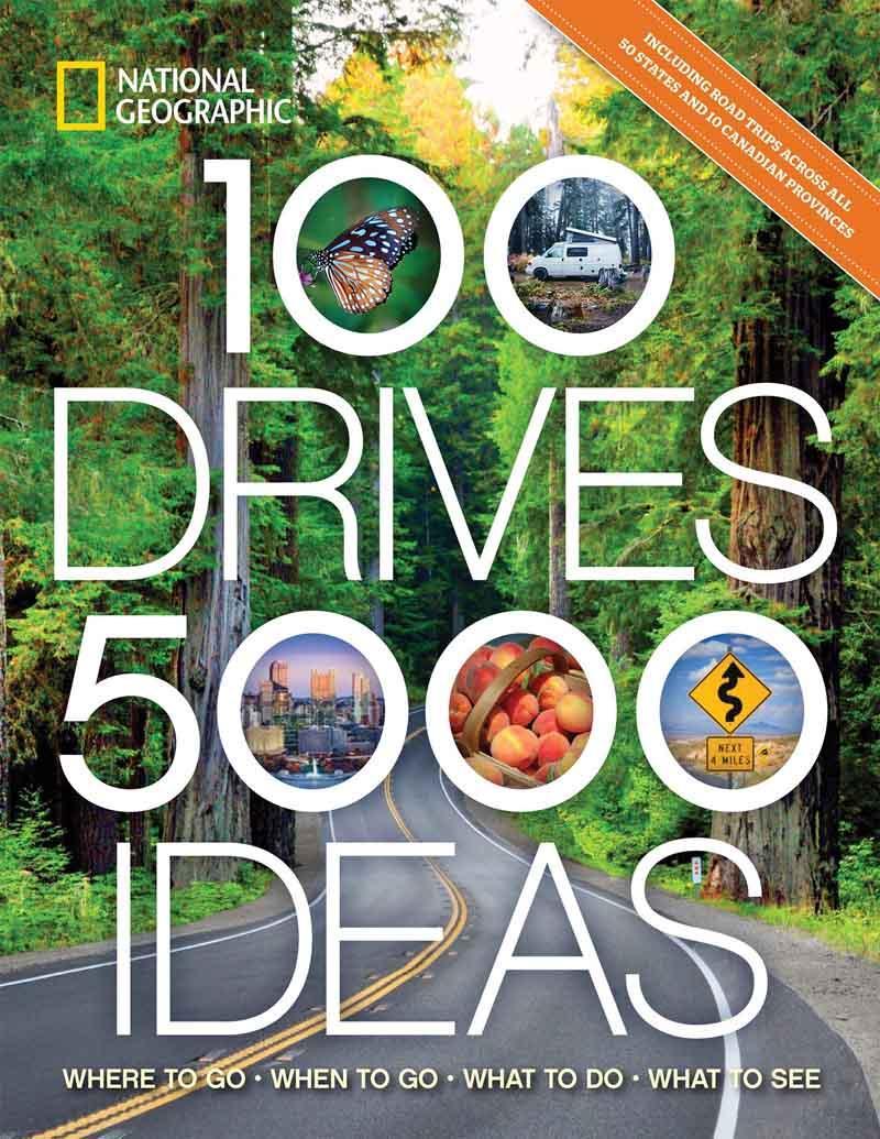 100 DRIVES, 5000 IDEAS