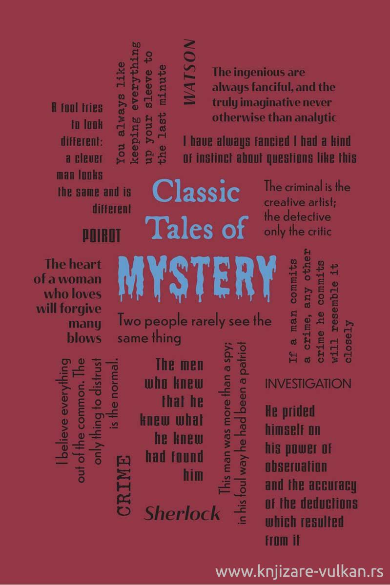 CLASSIC TALES OF MISTERY