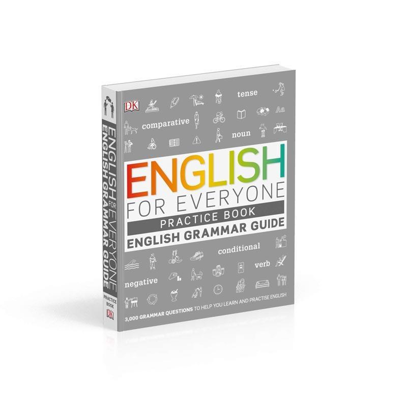 ENGLISH FOR EVERYONE ENGLISH GRAMMAR PRACTICE BOOK