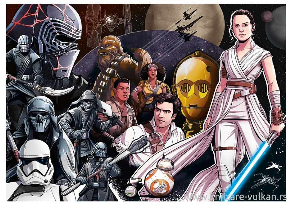 Puzzle STAR WARS IX Long Live the Resistence 500