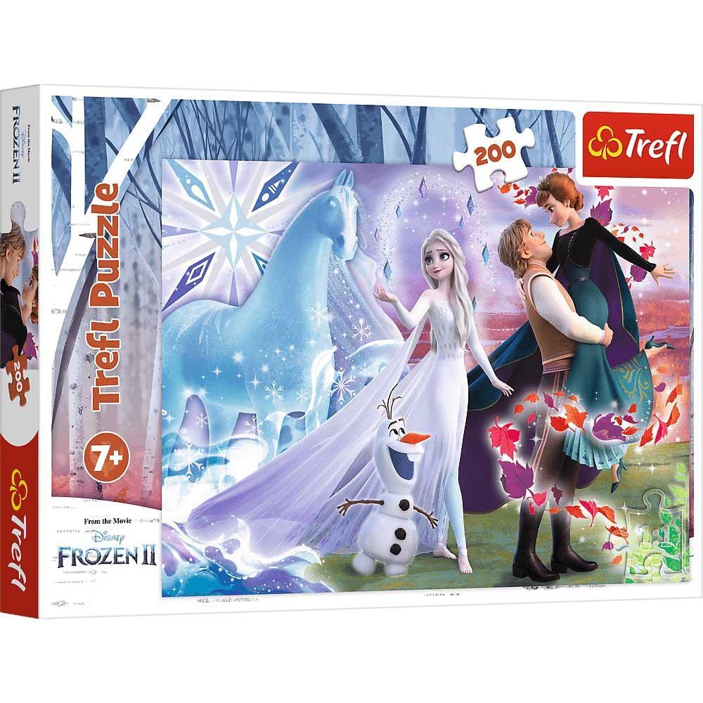 Puzzle FROZEN 2 Magic sister's world 200