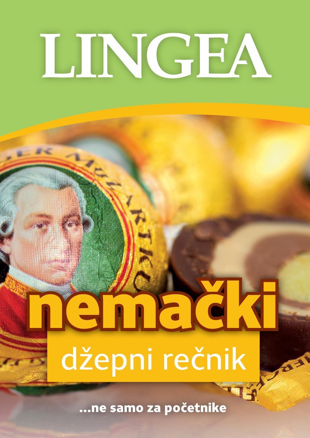 NEMAČKI DŽEPNI REČNIK 2.IZDANJE Lingea