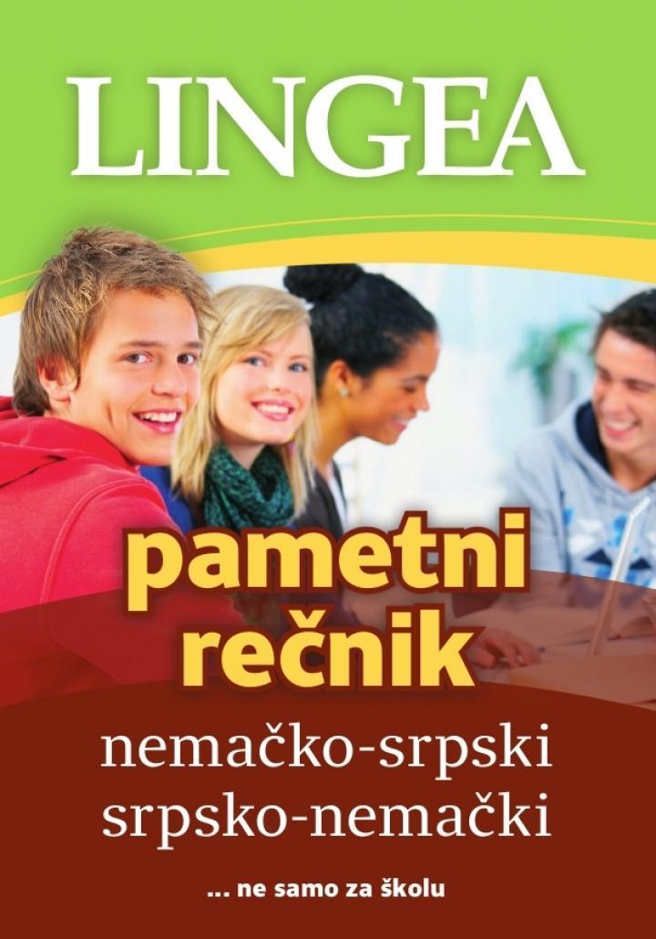 PAMETNI REČNIK NEMAČKO-SRPSKI 2 srpsko-nemački 2. izdanje