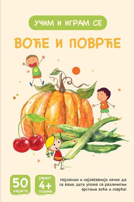 KARTE Voće i povrće