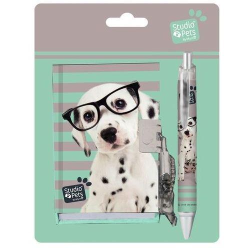 Dnevnik sa olovkom PETS