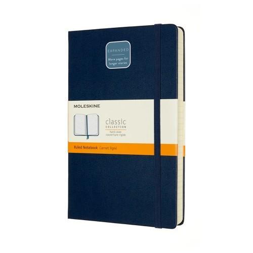 Notes A5 MOLESKINE Classic Soft plavi TP