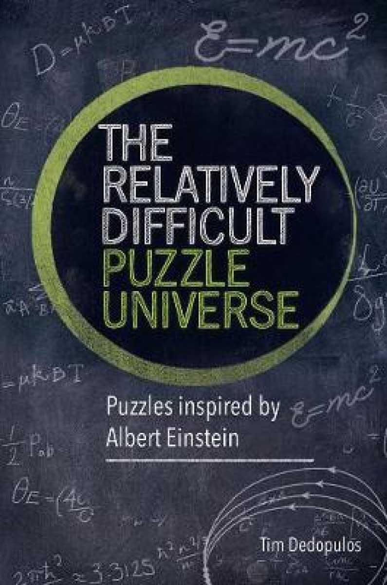 EINSTEINS RELATIVELY DIFFICULT PUZZLE UNIVERSE