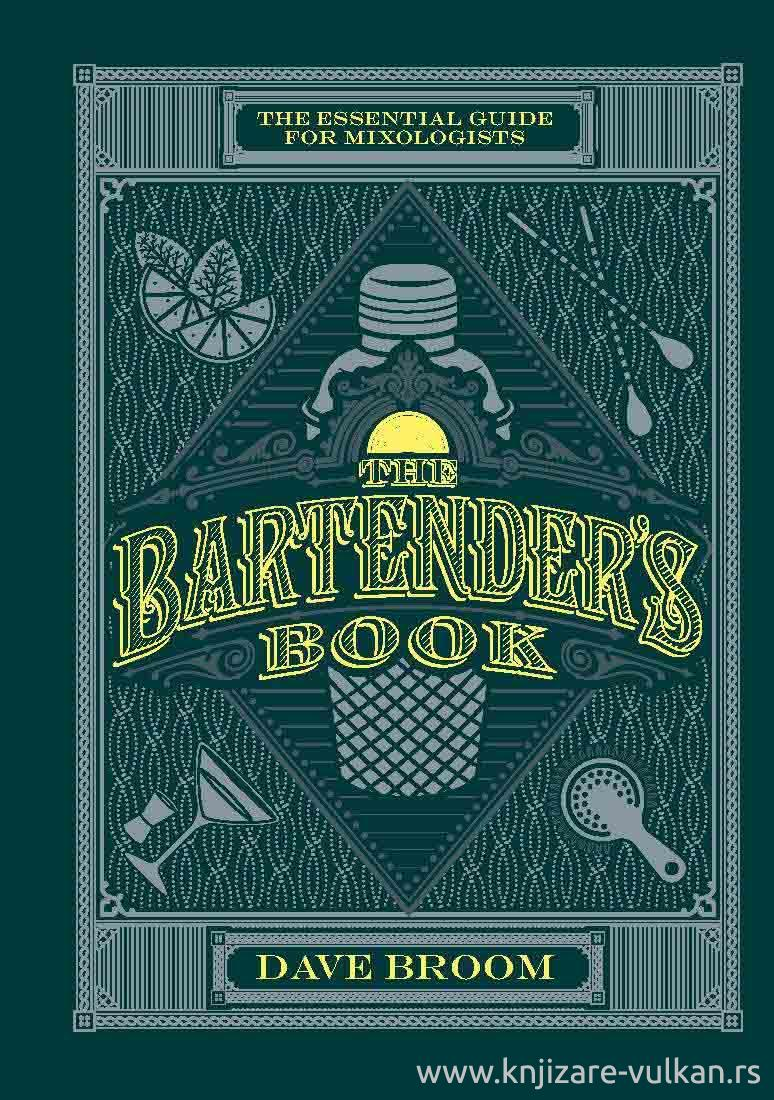 THE BARTENDERS BOOK