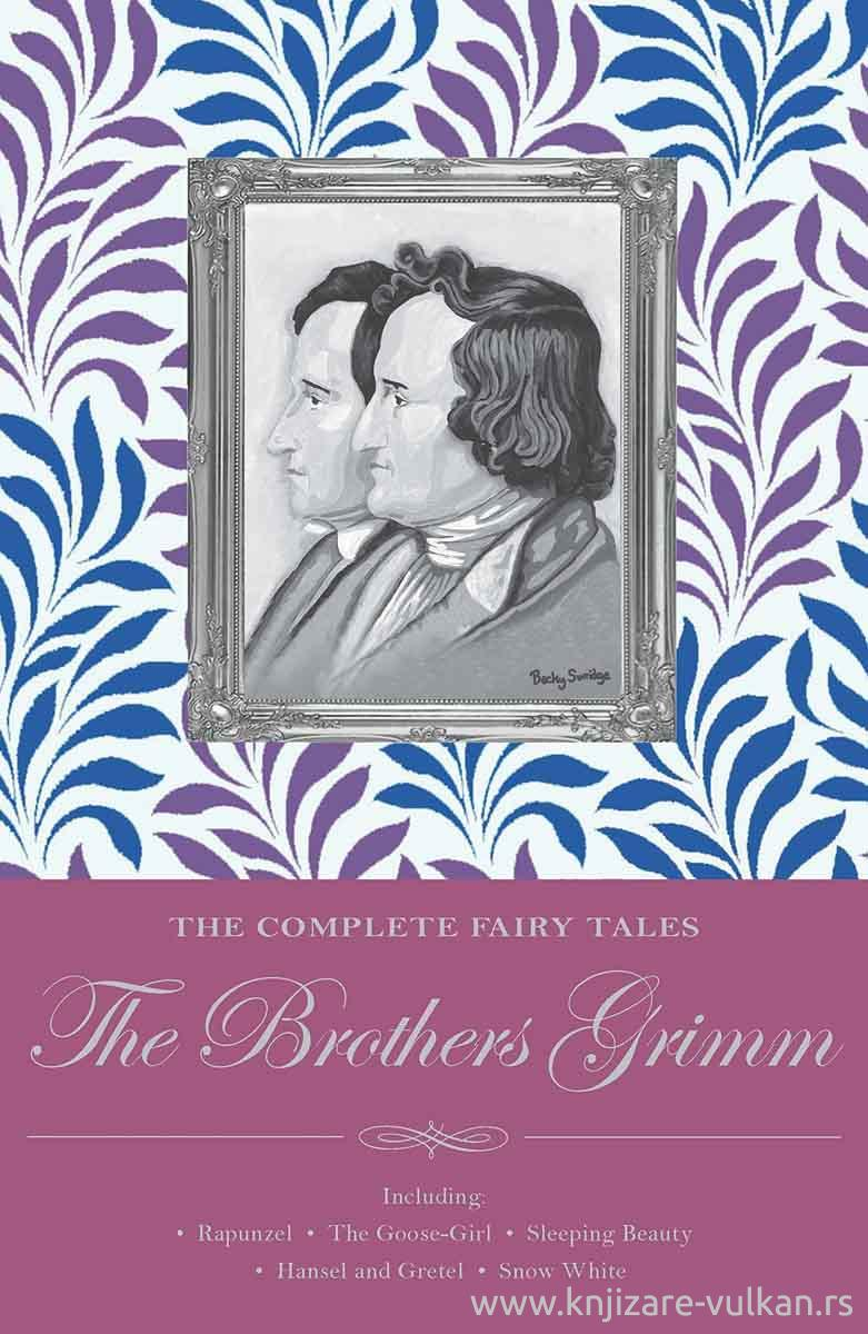 COMPLETE FAIRY TALES GRIMM