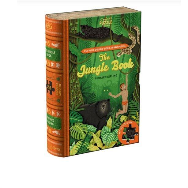 PROFESSOR PUZZLE Knjiga o džungli